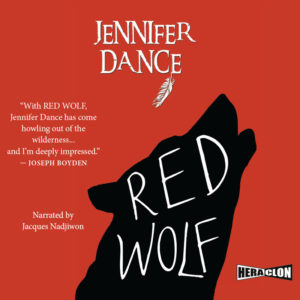 """Red Wolf"" by Jennifer Dance"